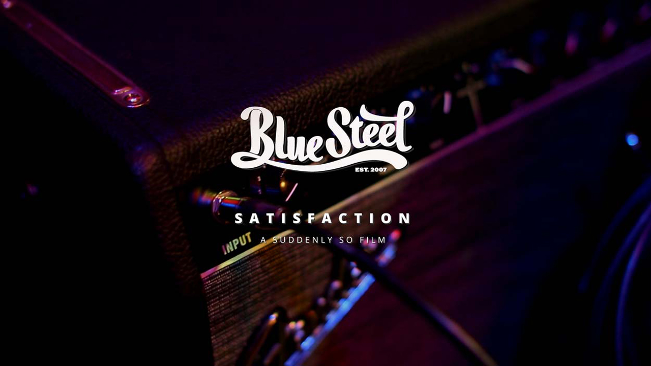 Blue Steel - Auckland Covers Band - Satisfaction