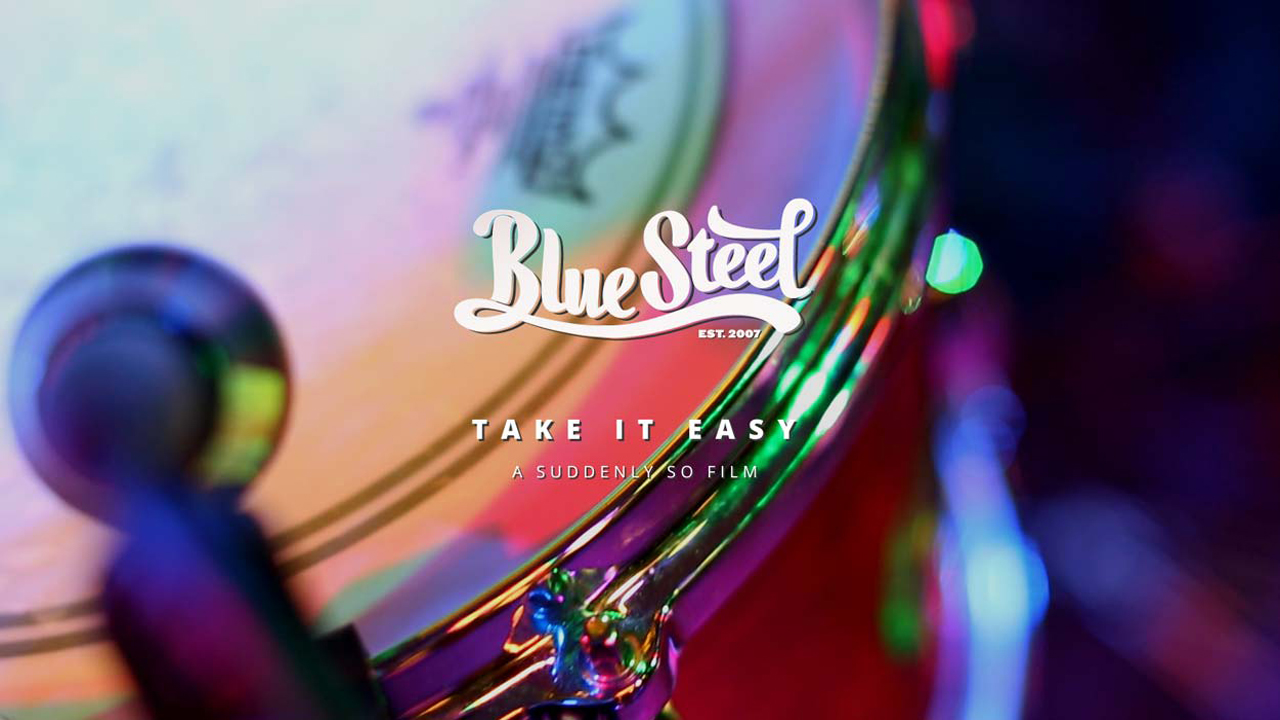 Blue Steel - Auckland Covers Band - Take It Easy