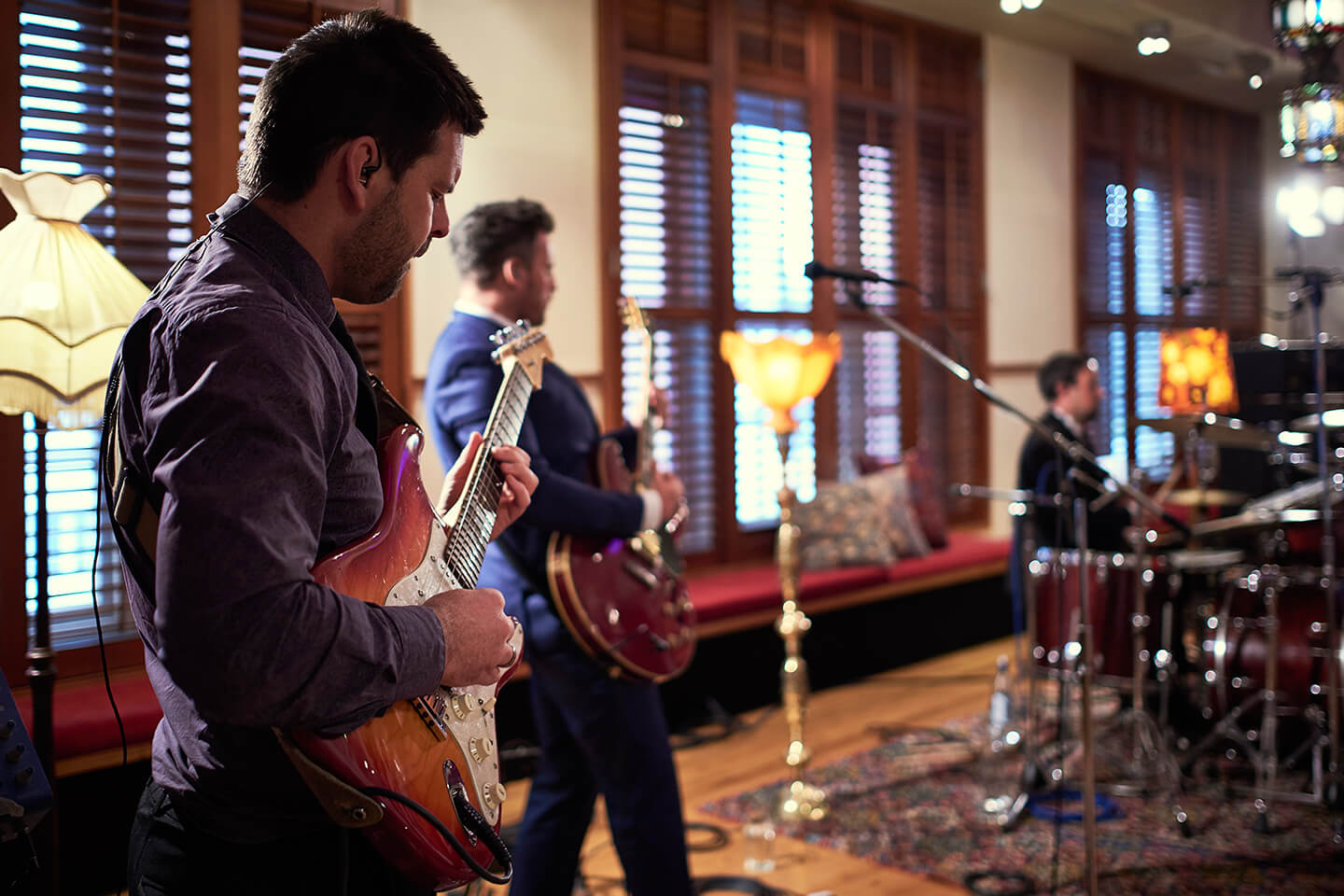 Bluesteel Video